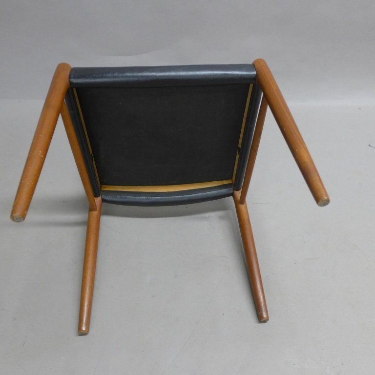 Four J.L. Moller Dining Chairs - 6