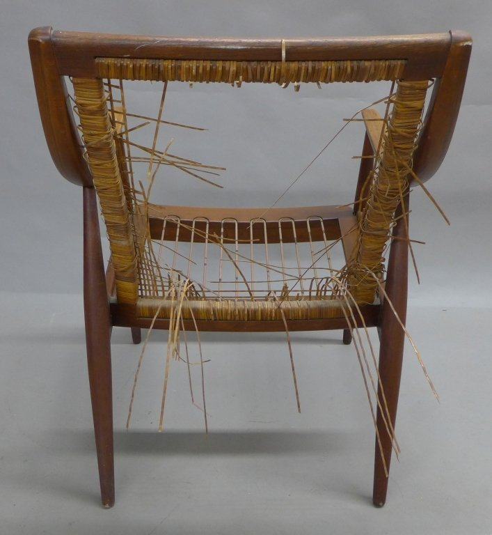 Danish Modern Teak Lounge Chair, John Stuart - 6