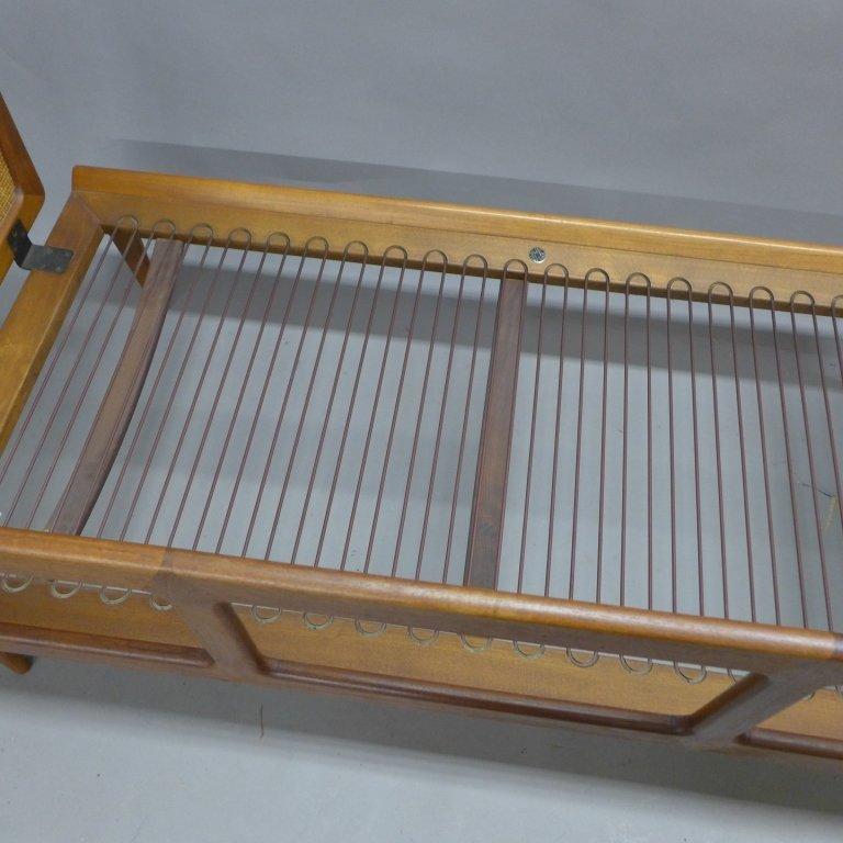 Mid Century Modern Teak Couch by Peter Hvidt - 10