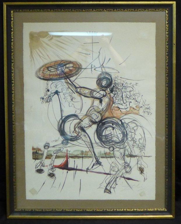 Salvador Dali, Spanish (1904- 1989) - 2