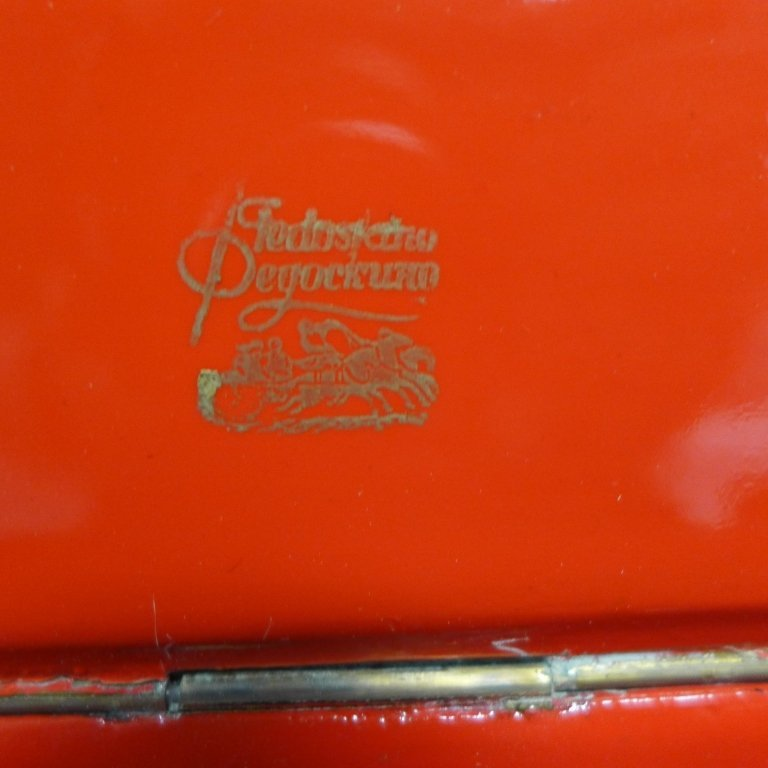 Russian Hand Painted Lacquer Boxes - 10