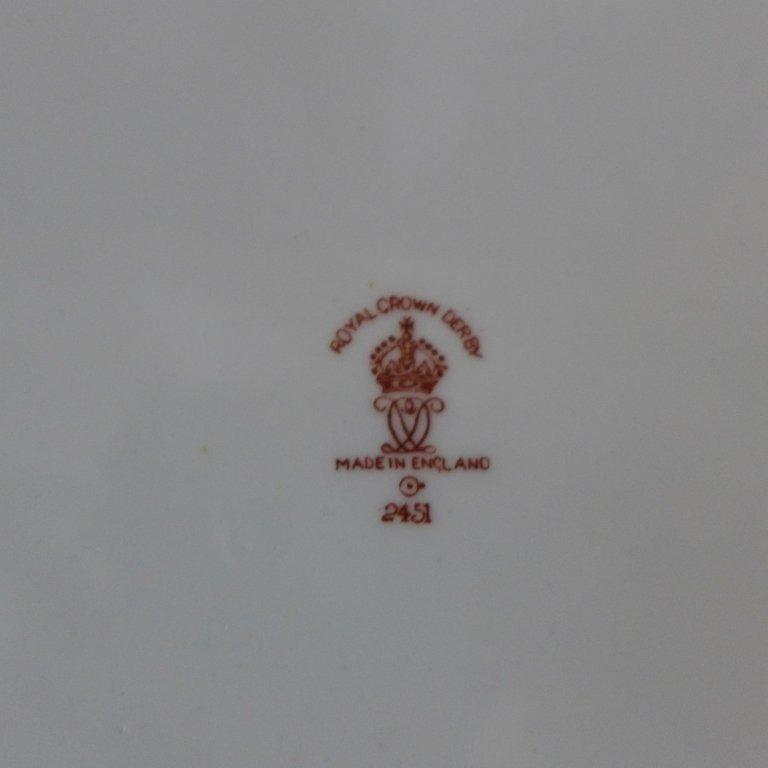 Royal Crown Derby Traditional Imari Serving Ware - 8