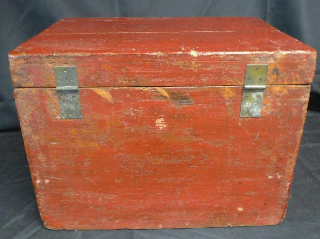 Antique Groom's Lion Case - 5
