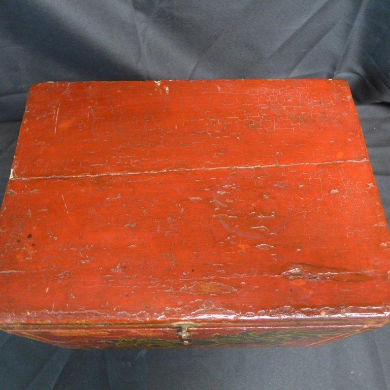 Antique Groom's Lion Case - 6