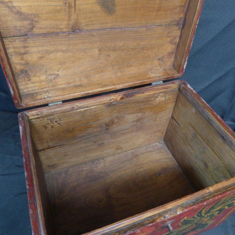 Antique Groom's Lion Case - 7