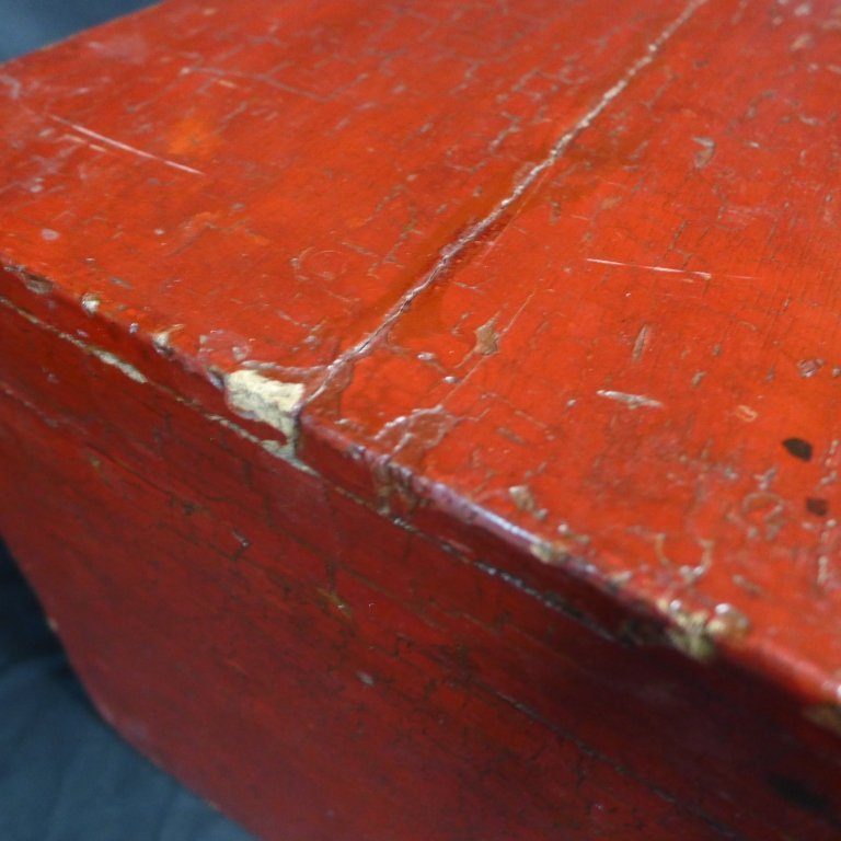 Antique Groom's Lion Case - 8
