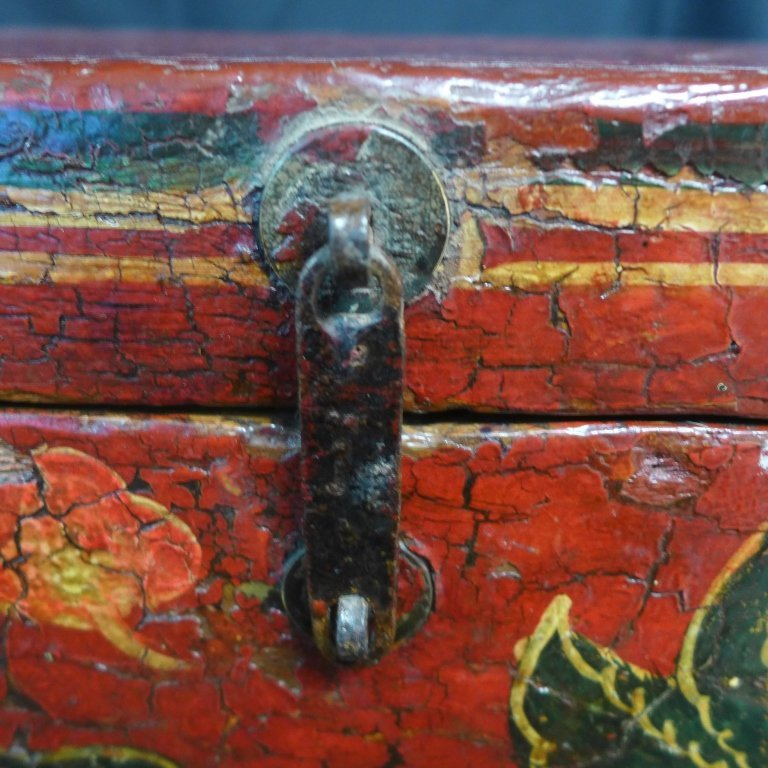 Antique Groom's Lion Case - 9