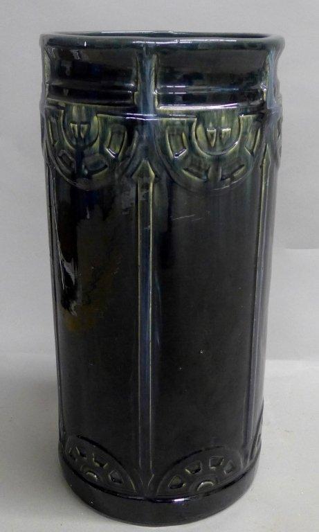 Art Deco Ceramic Umbrella Stand - 2