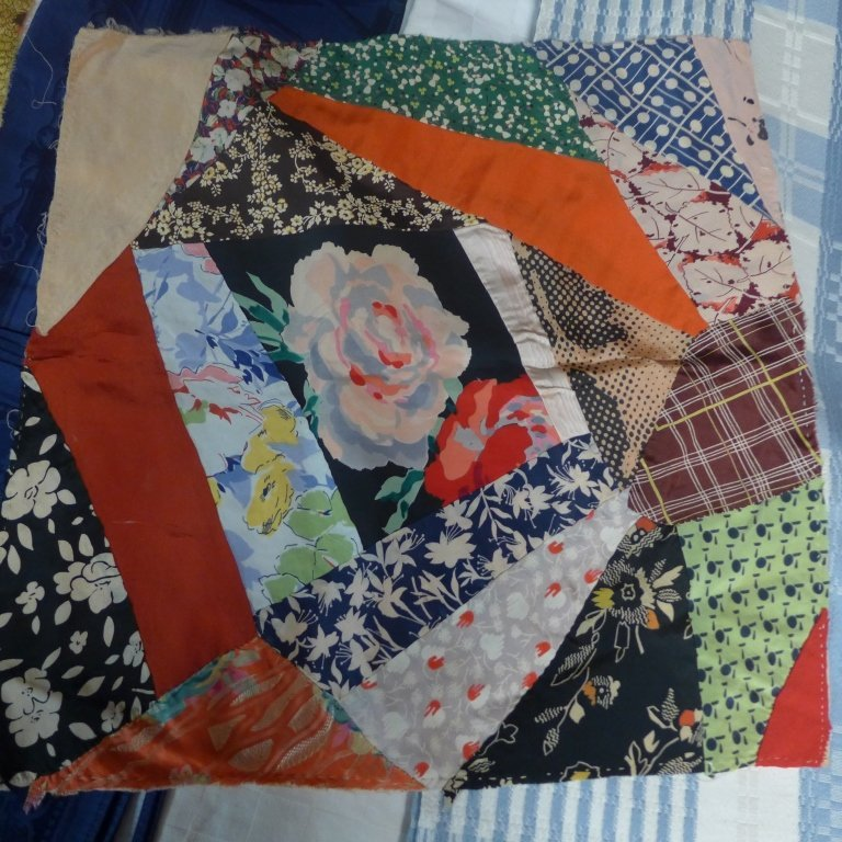 Grouping of Textiles and Linens - 8