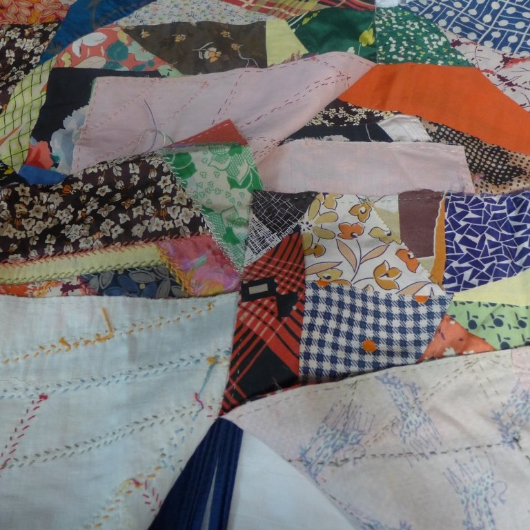 Grouping of Textiles and Linens - 9