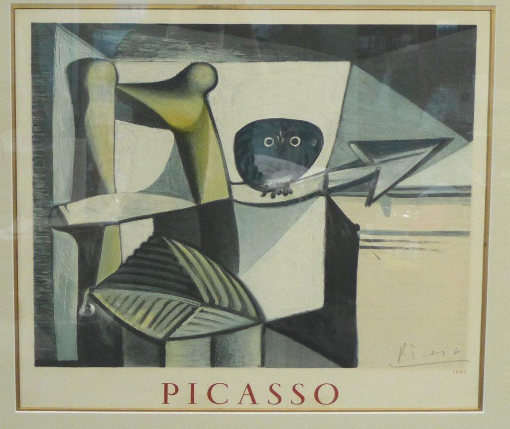 Pablo Picasso, Spanish (1881- 1973)