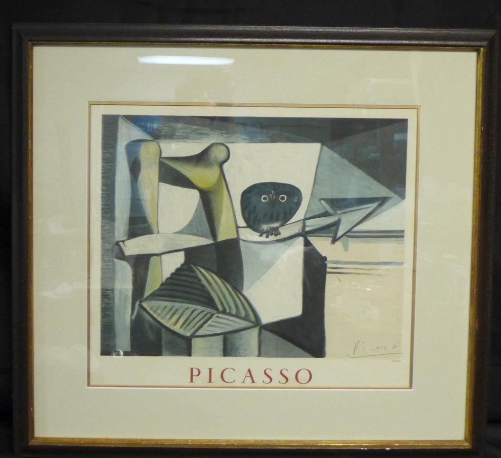Pablo Picasso, Spanish (1881- 1973) - 2
