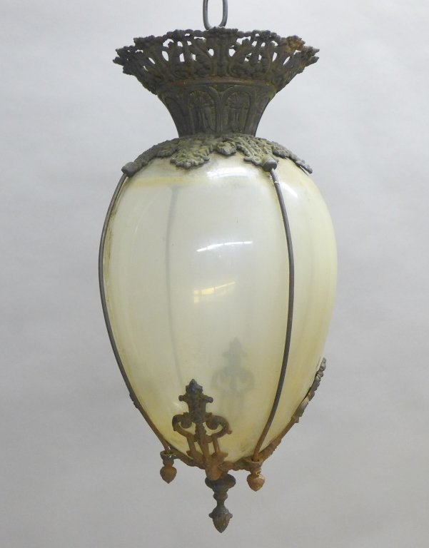 Antique Victorian Apothecary Globe