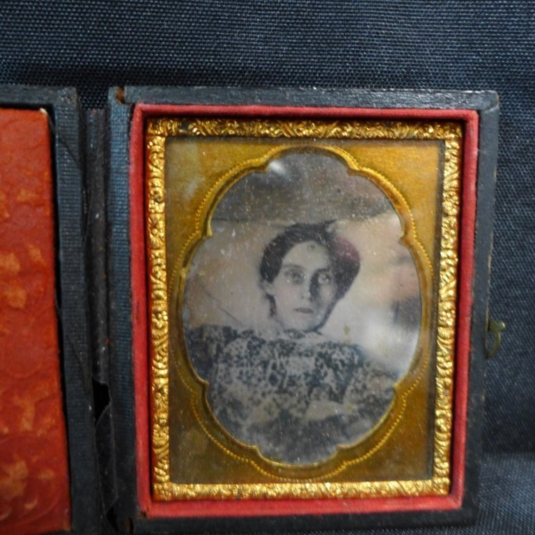 Collection of Postmortem Daguerreotypes/Ambrotypes - 4