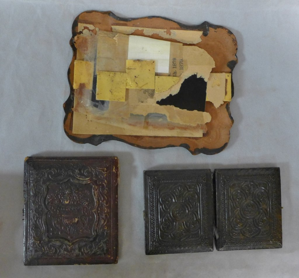 Collection of Postmortem Daguerreotypes/Ambrotypes - 6