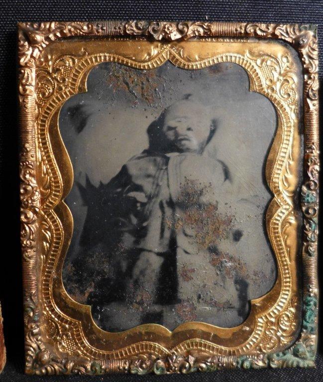 Post Mortem Ambrotypes/ Daguerreotypes Children - 4