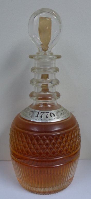 1776 by Seagram in Tiffany & Co Decanter - 3