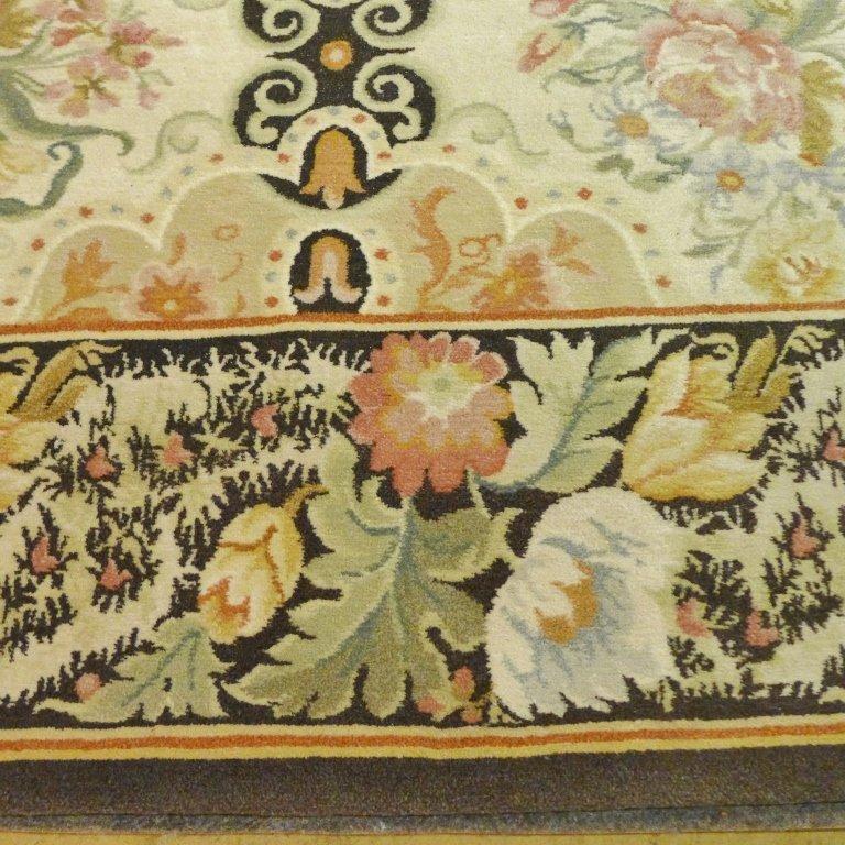 Beautiful Large Floral Carpet - 6