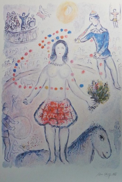 Marc Chagall, Russian/ French (1887- 1985)
