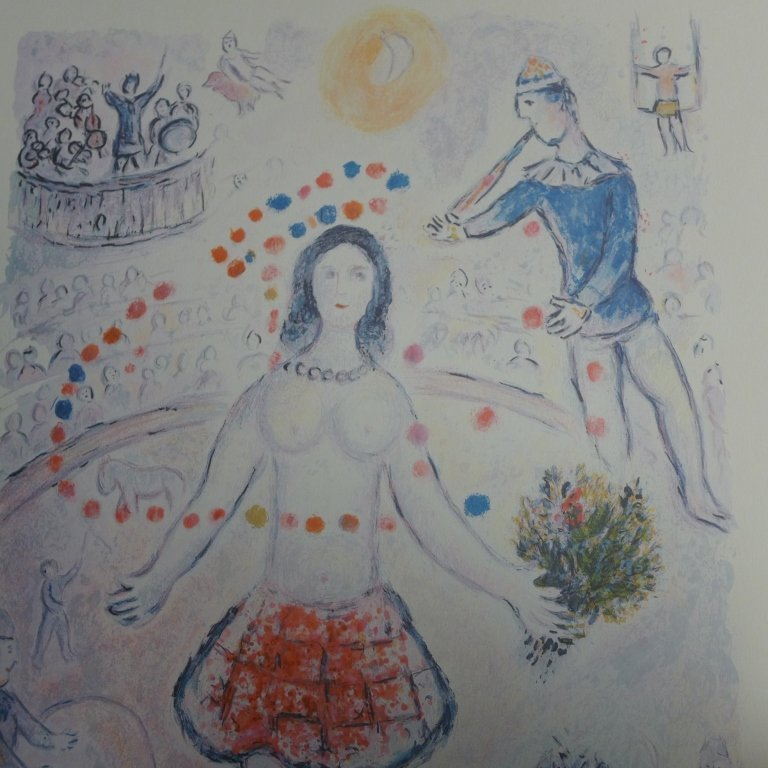 Marc Chagall, Russian/ French (1887- 1985) - 6