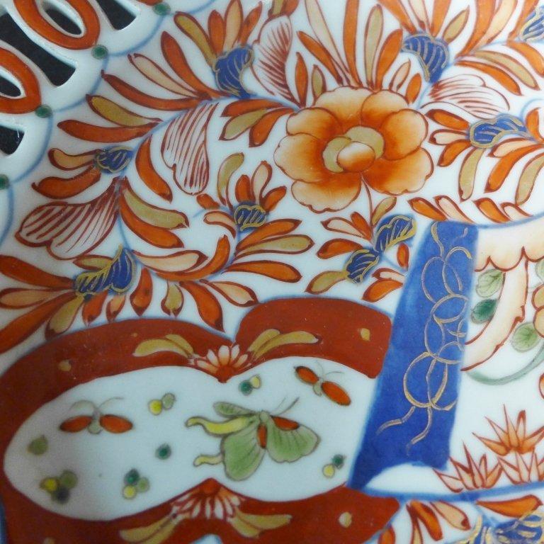 Imari Porcelain Plate Group - 3