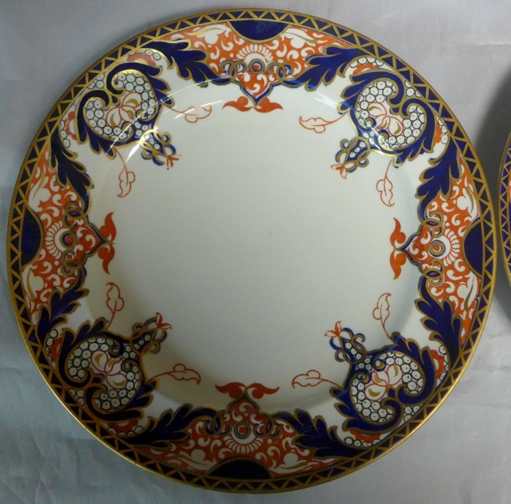 Royal Crown Derby Japan Pattern Plates - 5