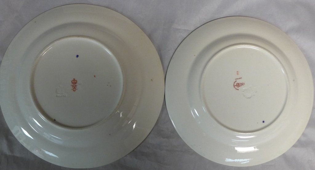 Royal Crown Derby Japan Pattern Plates - 8