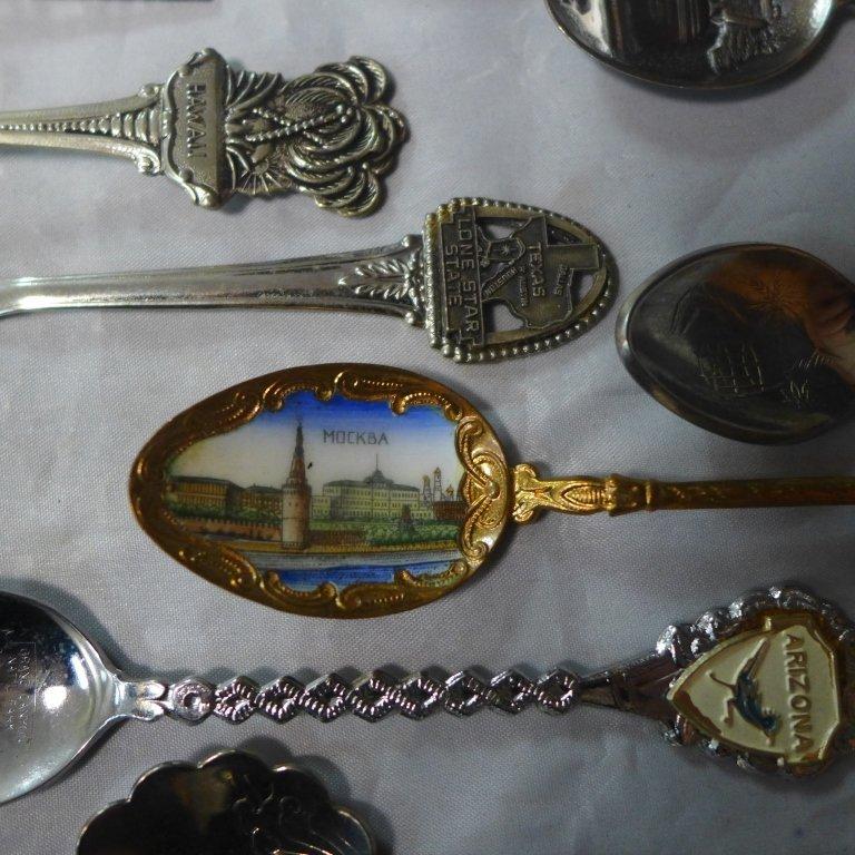 Collectors Souvenir Spoons - 2
