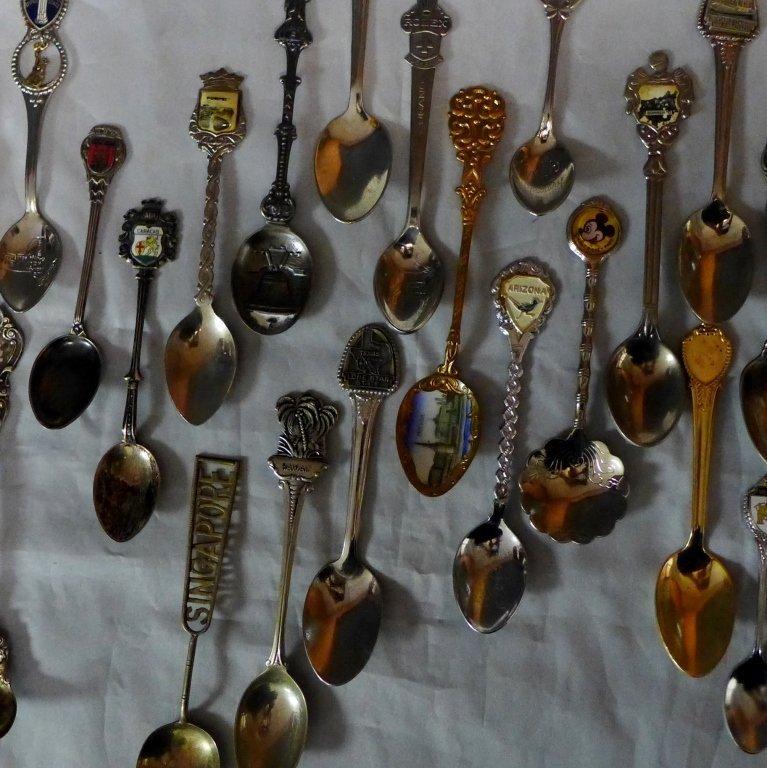 Collectors Souvenir Spoons - 4