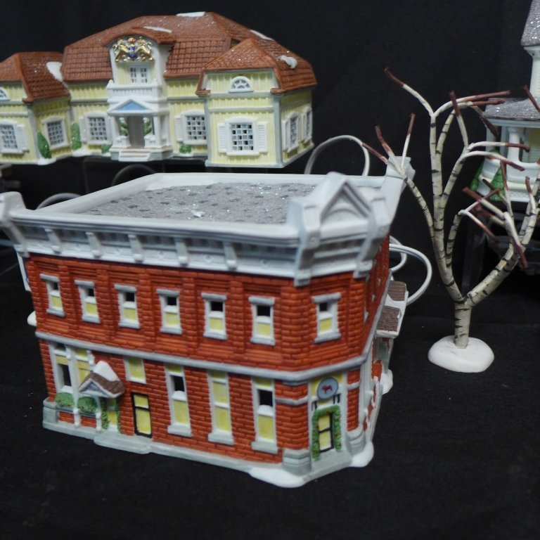 Christmas in Lindsborg Collectible Village - 3