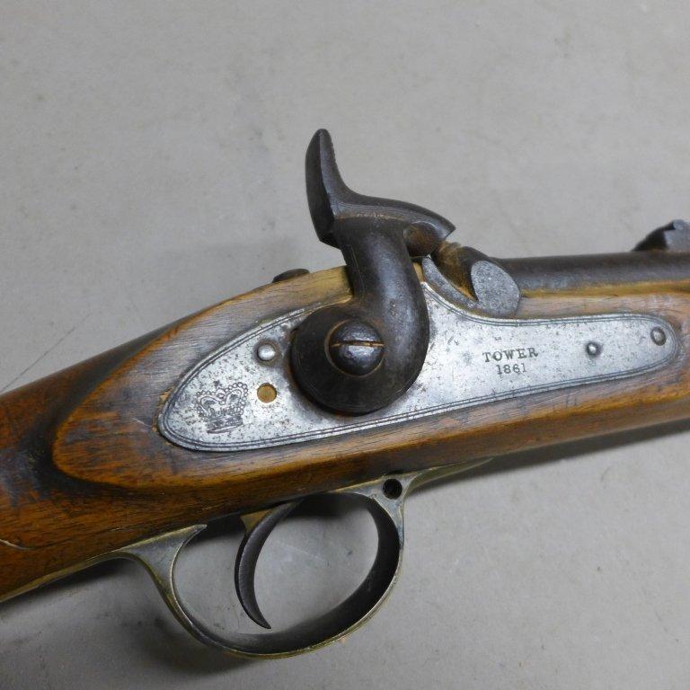 Civil War 1861 Tower Musket - 3