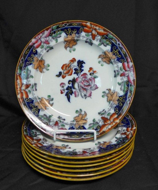Wedgwood Pearlware Dinner Plates
