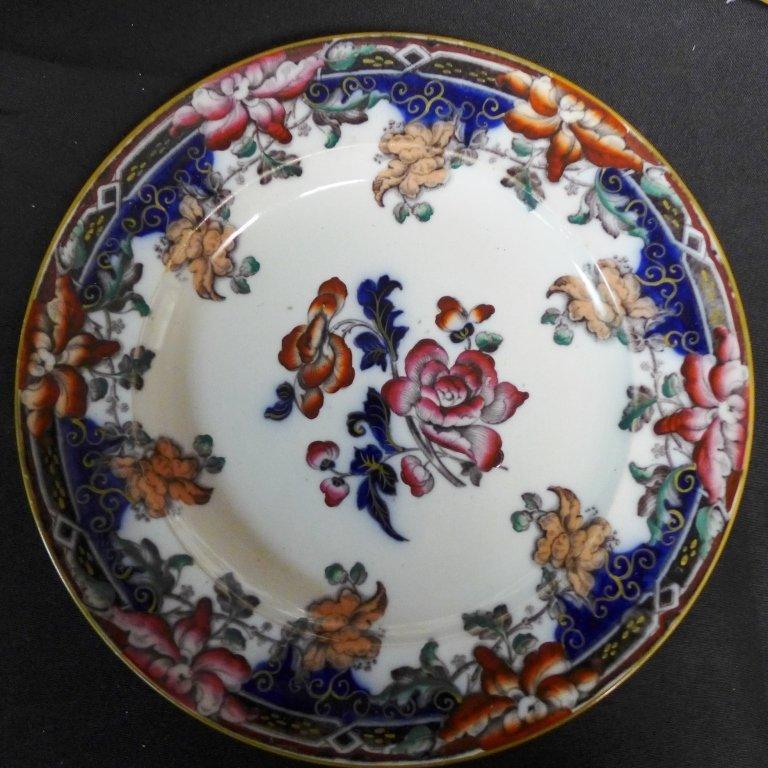 Wedgwood Pearlware Dinner Plates - 3