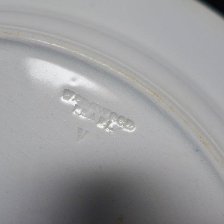 Wedgwood Pearlware Dinner Plates - 4