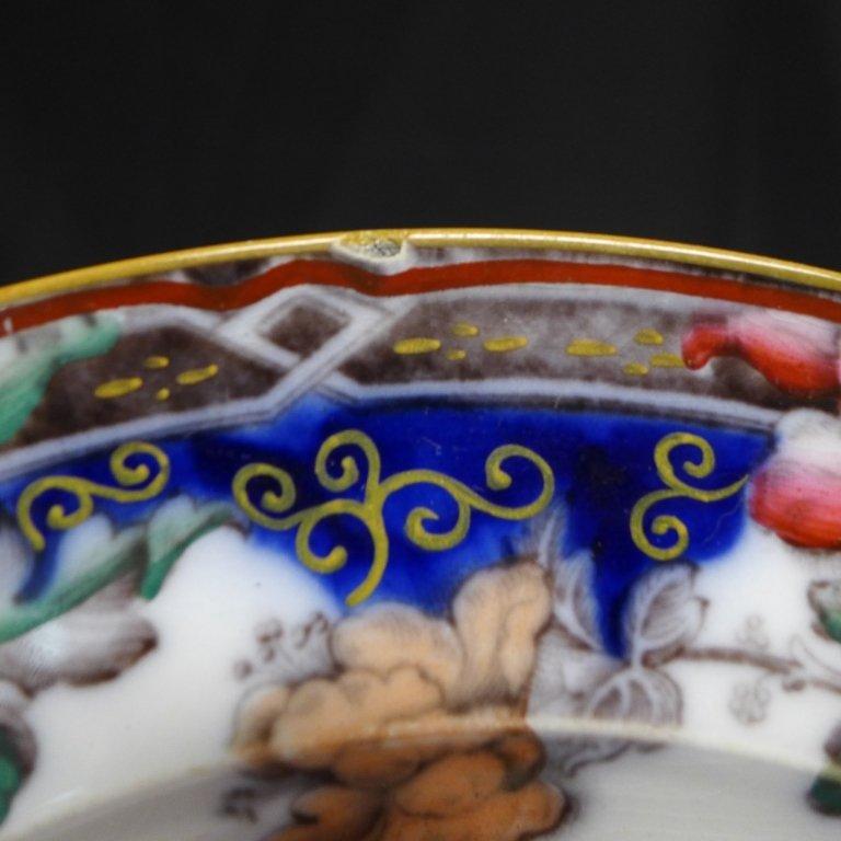 Wedgwood Pearlware Dinner Plates - 9