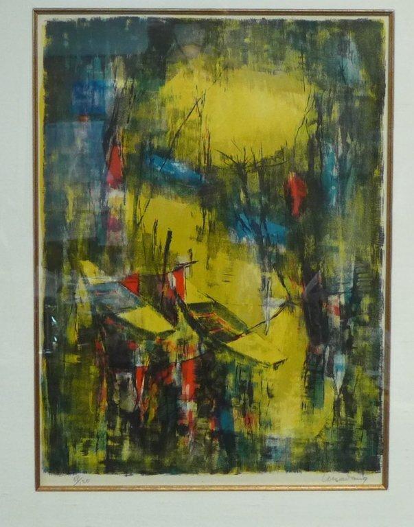 Hoi Lebadang, Viet Nam & France (1922- ) - 2