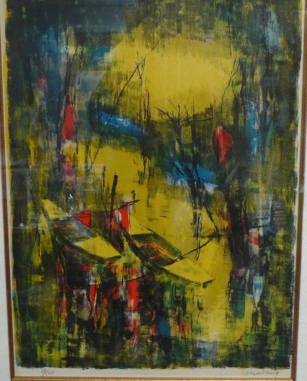 Hoi Lebadang, Viet Nam & France (1922- ) - 3