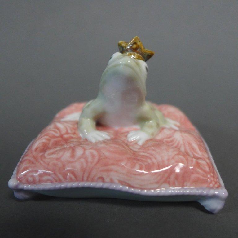Lladro Frog Prince Porcelain Figurine - 3