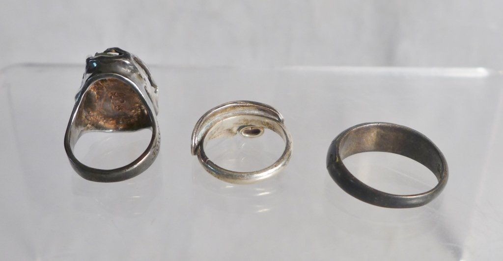 Sterling Silver Southwest Jewelry Assortment - 5