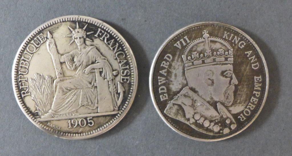 Collection of International Coins - 3