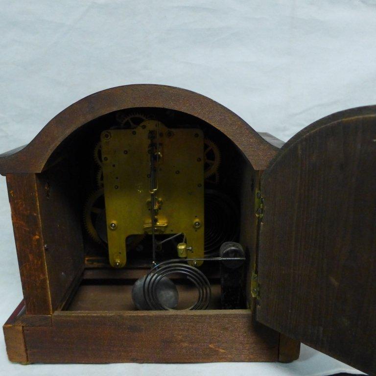 Seth Thomas Mantle Clock - 9