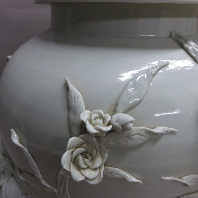 Chinese Porcelain Urn - 4