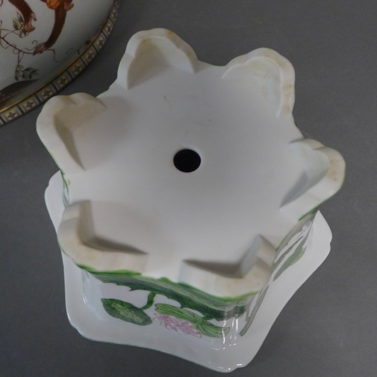 Figural Porcelain Grouping - 10