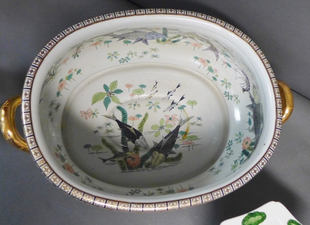 Figural Porcelain Grouping - 4