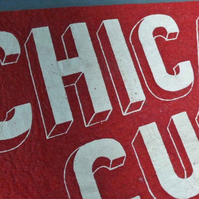Chicago Cubs Pennant Flags - 6