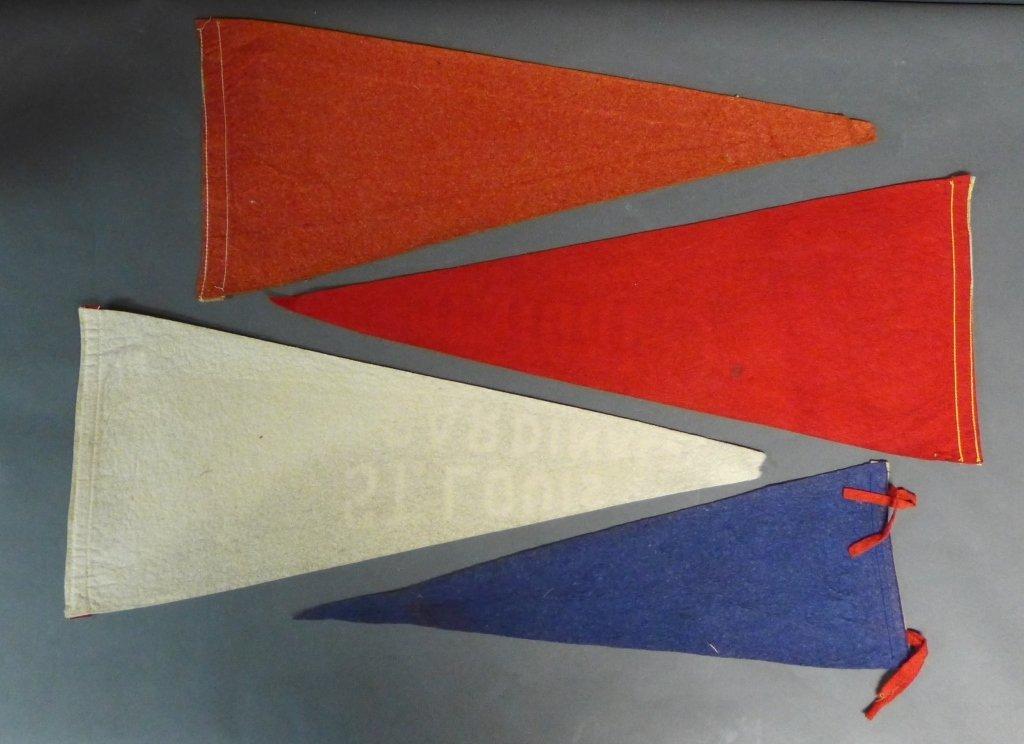 St. Louis Cardinals Vintage Pennant Flags - 7