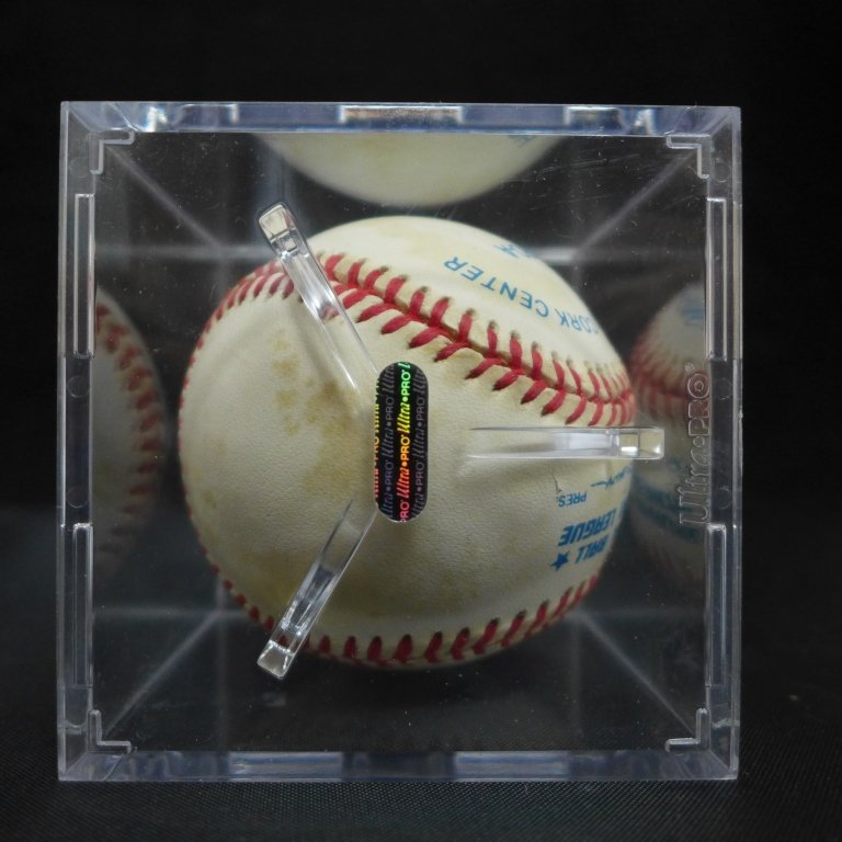 Allie Reynolds Autographed AL Baseball & Photo - 9