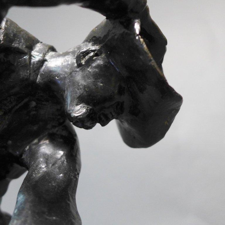 20th C Bronze cast after Frederic Remington - 8