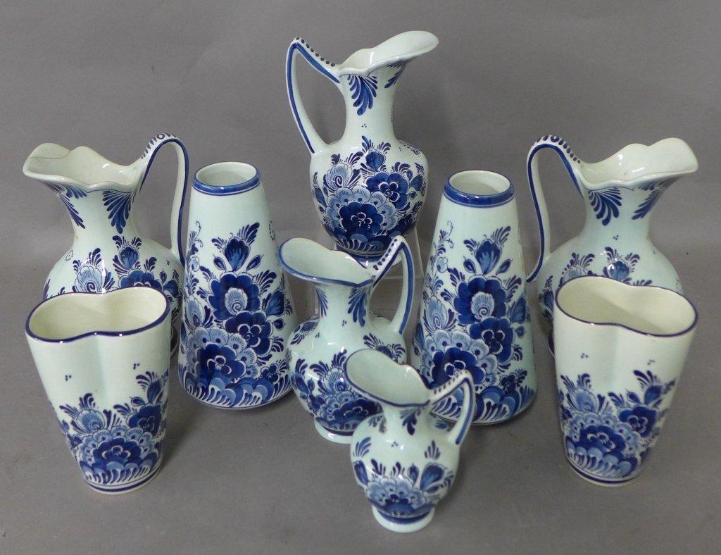 Delft Holland Hand Painted Porcelain