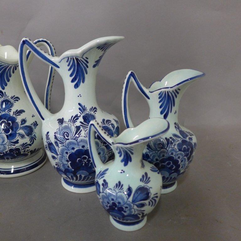 Delft Holland Hand Painted Porcelain - 6